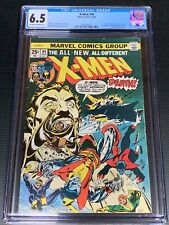X-MEN #94 CGC Graded 6.5 OW/W ALL-NEW X-MEN BEGINS WITH THIS ISSUE! KEY GRAIL