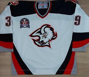 Vintage DOMINIK HASEK Buffalo Sabres Jersey CCM XL Stanley Cup NHL hockey