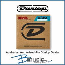 Jim Dunlop Light 5-string Loop End Banjo String Set - 9-20 Authorised Dealer