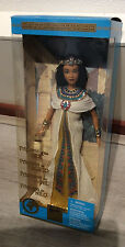 Beautiful Princess of the Nile Barbie NRFB Dolls of the World Egypt