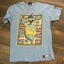 WWF SIN CARA CREW NECK T-SHIRT USED MEN'S SIZE M B24