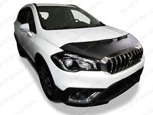 BONNET BRA for Suzuki SX4 since 2017 STONEGUARD PROTECTOR TUNING