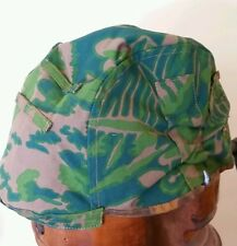Couvre casque camouflage feuilles de palme réversible élite WH  WWII REPRO