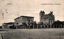 Normalformat Ansichtskarten vor 1914 aus Westpreußen