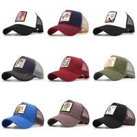 Hat Animals Dad Mesh Women Fashion Men Baseball Snapback Lovely Cap Caps
