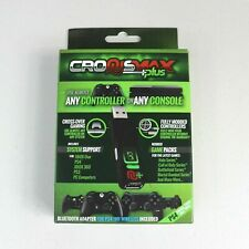 CronusMax Plus Cross Cover Gaming Adapter for PS4 PS3 Xbox One & 360 Windows PC