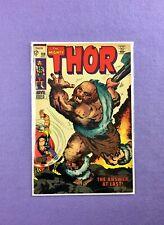 Thor #159 (1968): Origin Thor (Donald Blake)! Balder The Brave! FN+ (6.5)!