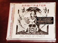 arbitrater: Balance of Power + OSCURECIDO Reality Juego de 2 CD 2017 Pistas