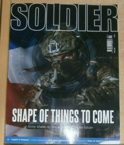 Soldier magazine Apr 2021 Army shake-up helps troops glimpse future