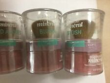 3 X L'Oreal Paris True Match MINERAL Blush, SUGAR PLUM #490, NEW +SEALED.
