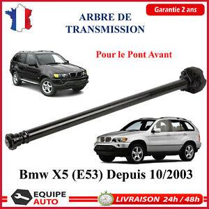 Albero Trasmissione Ponte Anteriore BMW X5 E53 Da 2003=26207524371 (657mm)