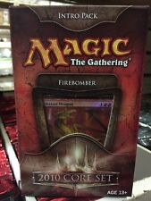 Magic The Gathering 2010 Core Set Firebomber Deck For Card Game MTG CCG