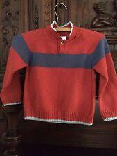 Junior Varsity Gymboree Football Sweater Size 3t 2006