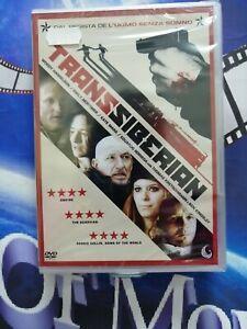 TRANSSIBERIAN  DVD THRILLER