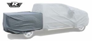Rampage Universal Easyfit 4-Layer Polypropylene Truck Bed Cover - 1330