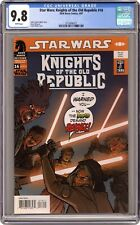 Star Wars Knights of the Old Republic #16 CGC 9.8 2007 3714906011