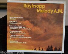 Röyksopp - Melody A.M. (cd 2002)