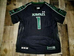 Hawaii Football Jersey Youth XL