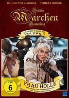 DVD Die kleine Märchensammlung -Vol. 3, 3 Filme Frau Holle Das Wasser des Lebens