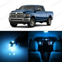 PRY TOOL 11 x Green LED Interior Light Package For 2005-2008 Dodge Magnum