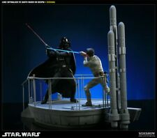 Sideshow Luke Skywalker VS Darth Vader on Bespin 1/6 Scale Diorama Statue