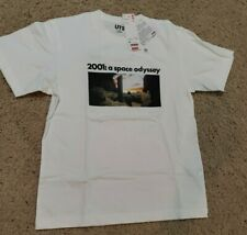 Uniqlo Ut Sci-Fi Movie Collection 2001 A Space Odyssey Nwt T-Shirt Mens Xs