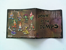 mini Poster/insert/inlay boitier cd Down in the dumps PC FR