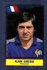 PANINI FOOTBALL SUPERSTARS 1984 -FRANCE-ALAIN GIRESSE