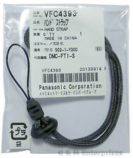 New Panasonic VFC4393 Hand Strap For Lumix DMC-TS4, TS3, TS2 and TS1 - US Seller