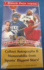 Upper Deck World of Sports 2010 Basketball, Golf, Football