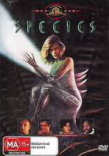 Species - NEW DVD