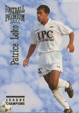 N°103 PATRICE LOKO # FRANCE FC.NANTES CARD CARTE PANINI FOOT 1995 PREMIUM