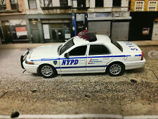 GreenLight 2013 Ford Crown Victoria NYPD 1/64 police CAR