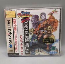 Virtua Fighter Remix   SEGA SATURN   SEALED   NEU   JAPAN VERSION