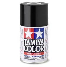 Tamiya 100ml ts-29 NEGRO MATE SEDA 300085029