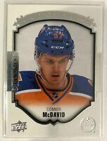 2015-16 Connor McDavid Rookie Upper Deck UD Portraits Edmonton Oilers #P-100