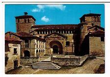 Postcard: Colegiata, Parador Nacional Gil Blas, Santilla del Mar, Spain