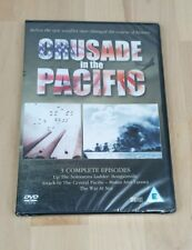 crusade in the pacific DVD Documentary War NEW