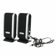 New listing Us Wired Usb Power Speakers Stereo 3.5mm Audio Jack for Pc Laptop Computer Mac
