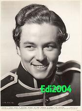 "TIM HOLT Vintage Original 1940 Photo ""SWISS FAMILY ROBINSON"" Rare Portrait"