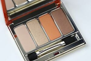 CLARINS 4 COLOUR EYESHADOW PALETTE LIMITED EDITION,  NEW BOXED