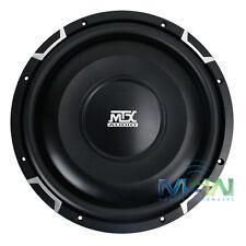 "*NEW* MTX FPR10-04 10"" FLAT PISTON ROUND Series CAR SUB SUBWOOFER 4-OHM FPR1004"