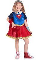 Premium Supergirl Child Girls Costume NEW DC Superhero Girls