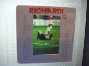 Press Photo slide negative Inter Milan v AC Milan Roberto Baggio 27.1.2000 (6)