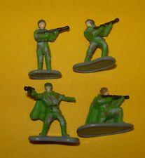 Star Wars ROTJ Micro Machines Endor Rebel Strike Trooper Team 4 Figure Lot Y