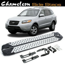 Running Boards / Side Steps for use on Hyundai Santa Fe 2006 - 2012
