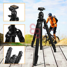 1626mm Pro Camera TRIPOD Ball Head for Digital Video Camcorder DSLR Nikon Xmas