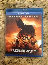 Batman Begins (Blu-Ray+Dvd) Target Exclusive-