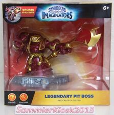 Legendary Pit Boss - Skylanders Imaginators Sensei - Element Undead Variante Neu