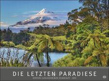 Die letzten Paradiese – Edition Alexander von Humboldt Kalender 2022